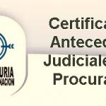Antecedentes judiciales procuraduría - POLICÍA