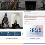 ¿Cómo sacar antecedentes penales en ministerio del interior? (Ecuador)