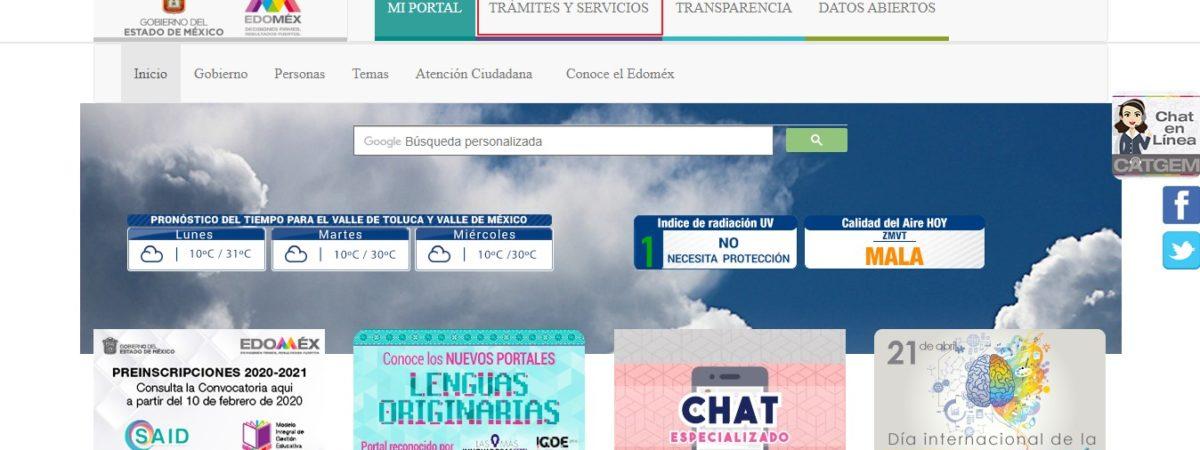 Antecedentes no penales EDOMEX | Carta + Trámite